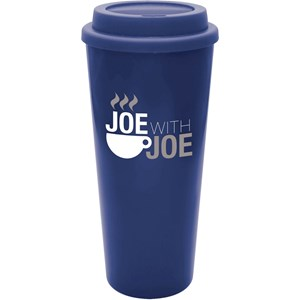 Java Acrylic Travel Tumbler - 20 oz