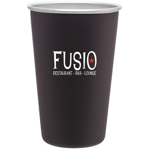 Stainless Steel Pint Cup - 16 oz