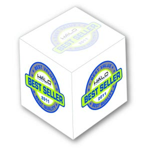 Full Color Cube Pad