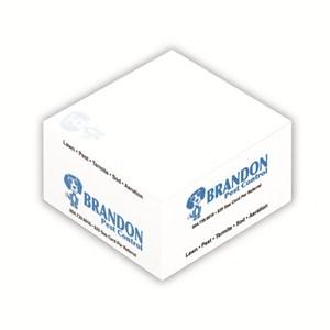 "4"" x 2"" Memo Cube - 400 Sheet"