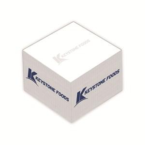 "3"" x 2"" Sticky Note Memo Cube - 400 Sheet"