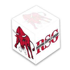 "4"" Memo Cube - 800 Sheet"