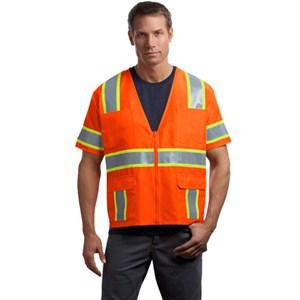 Cornerstone® Dual-Color Safety Vest