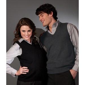 Ladies V-Neck Tuff-Pil® Vest