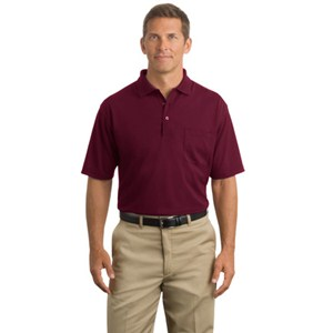 Cornerstone® Industrial Pocket Pique Polo Shirt