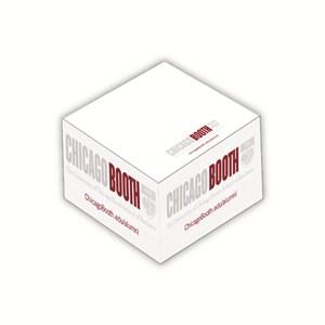 "2 3/4"" Sticky Memo Cubes - 275 Sheet"