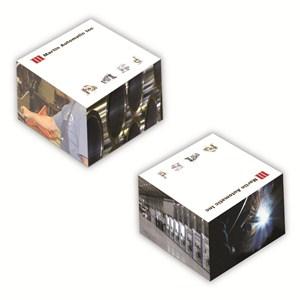 """2 3/4"""" Full color Sticky Memo Cube - 275 Sheet"""