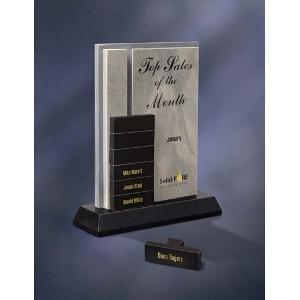 Large Perpetual Slate Award