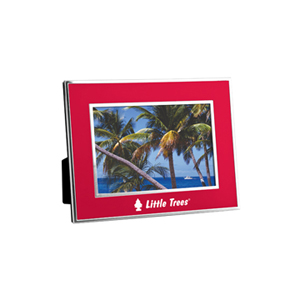 "Chrome Border Picture Frame - 4"" x 6"""