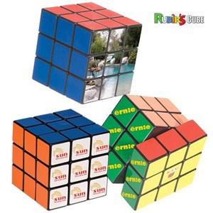 Rubik's® Stock Cube - 9 Tile