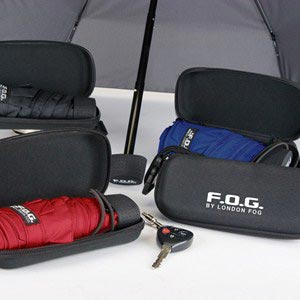London Fog® F.O.G. Umbrella - 40""