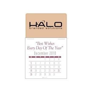 Press-N-Stick Calendar - Contemporary Pad