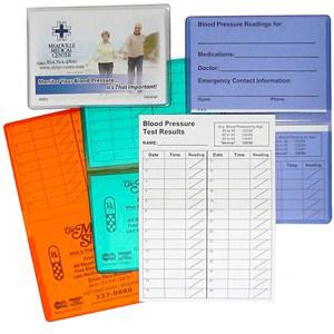 Blood Pressure Register
