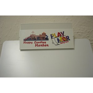 Lettermaster Full Color Clipboard with Clip Imprint