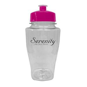 BPA-Free Polysure Twister Bottle - 16 oz