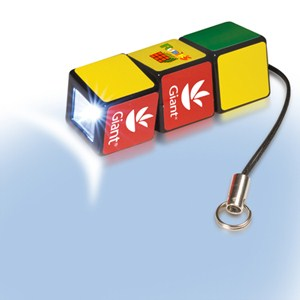 Rubik's® Cube Flashlight