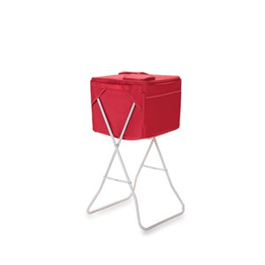 Party Cube Cooler with Removable Stand