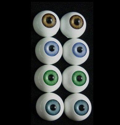 half round reborn eyes