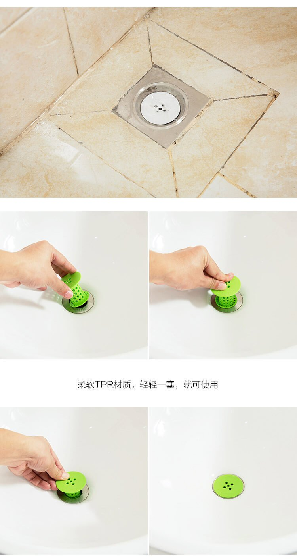 custom tub drainer hair filter