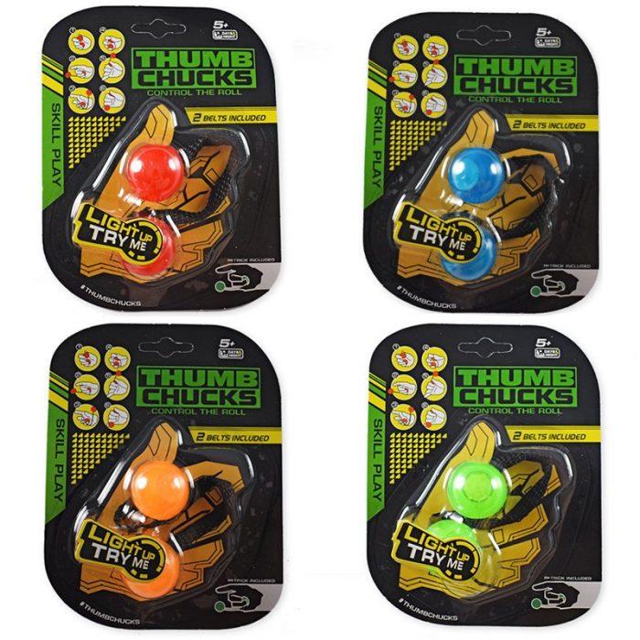 Magic Fidget Toys Thumb Chucks