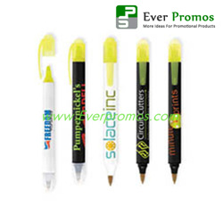 BIC® Two-Sider® Ballpoint Pen/Highlighter