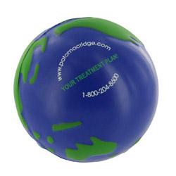 Gel-ee Gripper Earthball Stress Reliever