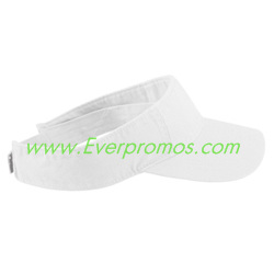 Authentic Pigment Direct-Dyed Cotton Twill Visor