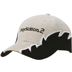 Brushed Heavy Cotton Hat with Razor Embroidery