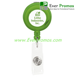 Promo Retractable Badge Holder