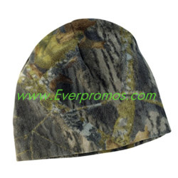 Port Authority® - Mossy Oak® Fleece Beanie