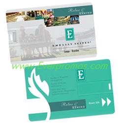 Credit Card Size 2 GB USB Flash Drive