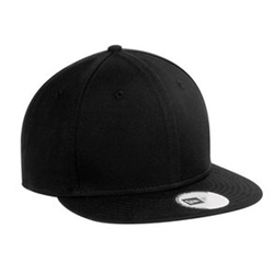 New Era® - Flat Bill Adjustable Cap