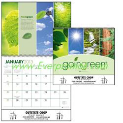 goingreen® 2012 Calendar