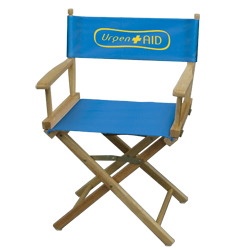 Director Chair Table Height