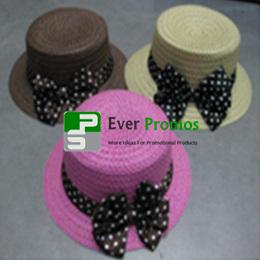 Lady Paper straw hat