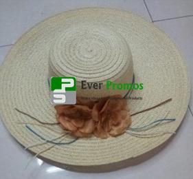 Women Paper straw hat