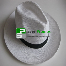 men natual straw hat